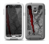 The Cracked Red Core copy Skin Samsung Galaxy S5 frē LifeProof Case