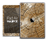 The Cracked Wood Skin for the iPad Air