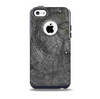 The Cracked Wood Stump Skin for the iPhone 5c OtterBox Commuter Case