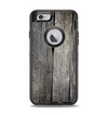 The Cracked Wooden Planks Apple iPhone 6 Otterbox Defender Case Skin Set