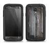 The Cracked Wooden Planks Samsung Galaxy S4 LifeProof Fre Case Skin Set