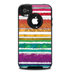 The Crayon Colored Doodle Patterns Skin for the iPhone 4-4s OtterBox Commuter Case