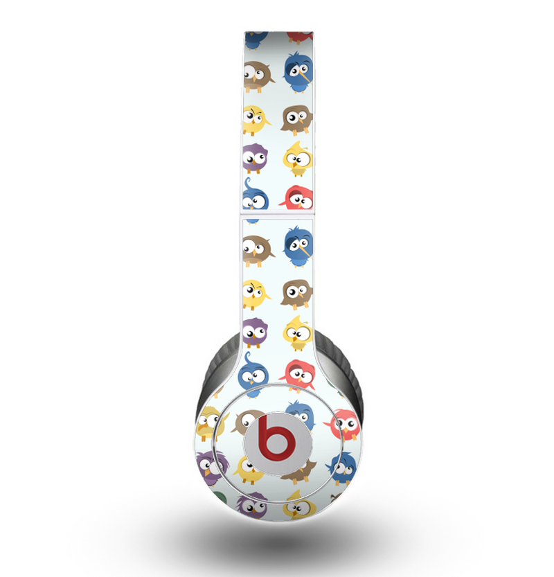 The Crazy Birds copy 2 Skin for the Beats by Dre Original Solo-Solo HD Headphones