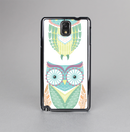 The Crazy Cartoon Owls Skin-Sert Case for the Samsung Galaxy Note 3