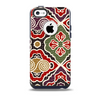 The Creative Colorful Swirl DesignSkin for the iPhone 5c OtterBox Commuter Case