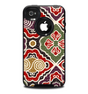 The Creative Colorful Swirl Design Skin for the iPhone 4-4s OtterBox Commuter Case