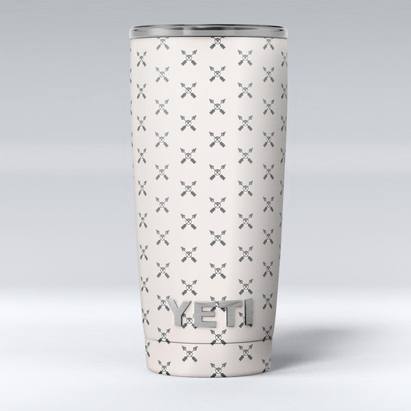 The_Crossed_Arrown_All_Over_Pattern_-_Yeti_Rambler_Skin_Kit_-_20oz_-_V1.jpg