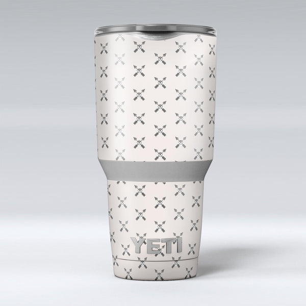 The_Crossed_Arrown_All_Over_Pattern_-_Yeti_Rambler_Skin_Kit_-_30oz_-_V1.jpg