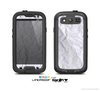 The Crumpled White Paper Skin For The Samsung Galaxy S3 LifeProof Case
