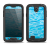 The Crystal Clear Water Samsung Galaxy S4 LifeProof Nuud Case Skin Set