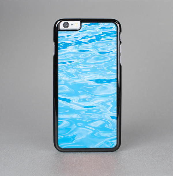 The Crystal Clear Water Skin-Sert Case for the Apple iPhone 6 Plus