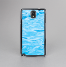 The Crystal Clear Water Skin-Sert Case for the Samsung Galaxy Note 3