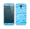 The Crystal Clear Water Skin For the Samsung Galaxy S5