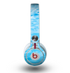 The Crystal Clear Water Skin for the Beats by Dre Mixr Headphones