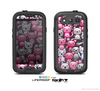 The Cute Abstract Kittens Skin For The Samsung Galaxy S3 LifeProof Case