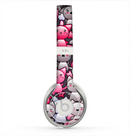 The Cute Abstract Kittens Skin for the Beats by Dre Solo 2 Headphones