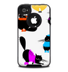 The Cute Fashion Cats Skin for the iPhone 4-4s OtterBox Commuter Case