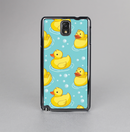 The Cute Rubber Duckees Skin-Sert Case for the Samsung Galaxy Note 3
