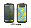 The Cute Rubber Duckees Skin For The Samsung Galaxy S3 LifeProof Case