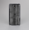 The Dark Black WoodGrain Skin-Sert Case for the Samsung Galaxy Note 3