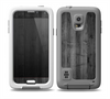 The Dark Black WoodGrain Skin Samsung Galaxy S5 frē LifeProof Case