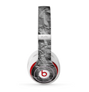 The Dark Black Wrinkled Paper Skin for the Beats by Dre Studio (2013+ Version) Headphones