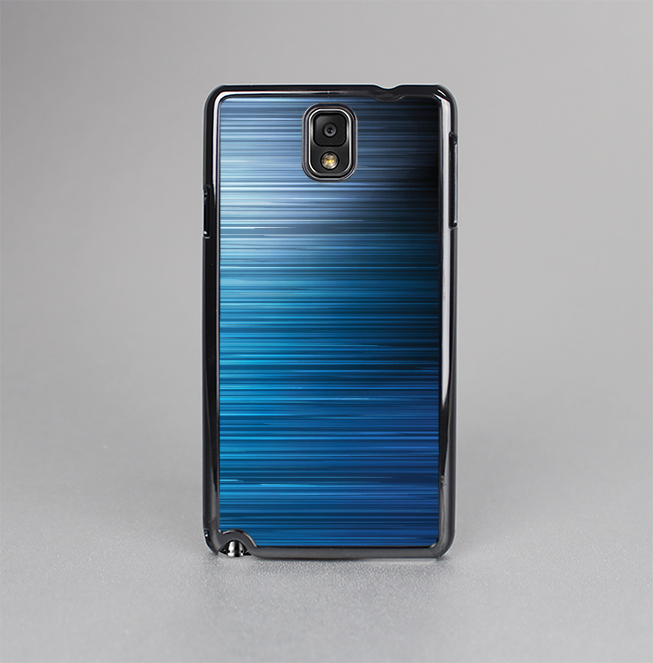 The Dark Blue Streaks Skin-Sert Case for the Samsung Galaxy Note 3