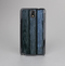 The Dark Blue Washed Wood Skin-Sert Case for the Samsung Galaxy Note 3
