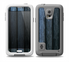 The Dark Blue Washed Wood Skin Samsung Galaxy S5 frē LifeProof Case
