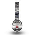 The Dark Colored Frizzy Texture Skin for the Beats by Dre Original Solo-Solo HD Headphones