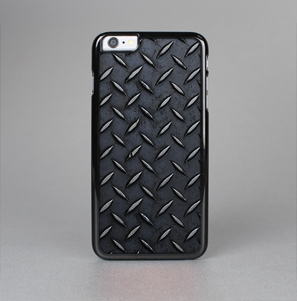 The Dark Diamond Plate Skin-Sert Case for the Apple iPhone 6 Plus