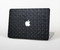 "The Dark Diamond Plate Skin Set for the Apple MacBook Pro 15"" with Retina Display"
