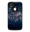 The Dark & Glowing Sparks Skin for the iPhone 4-4s OtterBox Commuter Case
