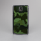 The Dark Green Camouflage Textile Skin-Sert Case for the Samsung Galaxy Note 3