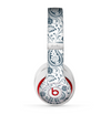 The Dark Green Highlighted Paisley Pattern Skin for the Beats by Dre Studio (2013+ Version) Headphones