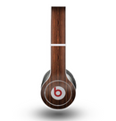 The Dark Heavy WoodGrain Skin for the Beats by Dre Original Solo-Solo HD Headphones
