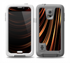 The Dark Orange Shadow Fabric Skin for the Samsung Galaxy S5 frē LifeProof Case