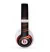 The Dark Orange Shadow Fabric Skin for the Beats by Dre Studio (2013+ Version) Headphones