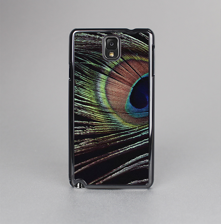 The Dark Peacock Spread Skin-Sert Case for the Samsung Galaxy Note 3