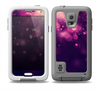 The Dark Purple with Desending Lightdrops Skin Samsung Galaxy S5 frē LifeProof Case