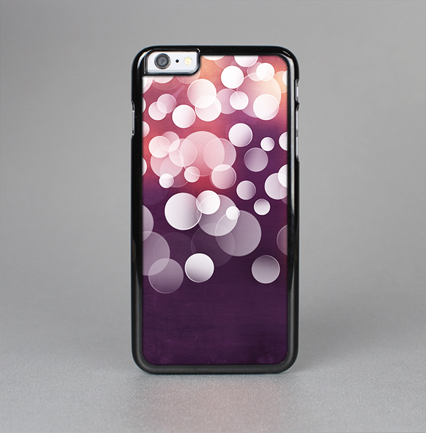 The Dark Purple with Glistening Unfocused Light Skin-Sert Case for the Apple iPhone 6 Plus