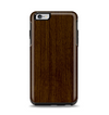 The Dark Quartered Wood Apple iPhone 6 Plus Otterbox Symmetry Case Skin Set