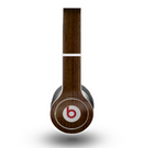 The Dark Quartered Wood Skin for the Beats by Dre Original Solo-Solo HD Headphones