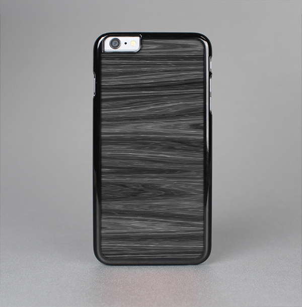 The Dark Slate Wood Skin-Sert Case for the Apple iPhone 6 Plus