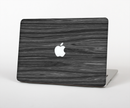 "The Dark Slate Wood Skin Set for the Apple MacBook Pro 15"" with Retina Display"