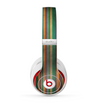 The Dark Smudged Vertical Stripes Skin for the Beats by Dre Studio (2013+ Version) Headphones