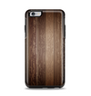 The Dark Wood Texture V5 Apple iPhone 6 Plus Otterbox Symmetry Case Skin Set