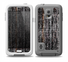 The Dark Wood with Floral Pattern Skin for the Samsung Galaxy S5 frē LifeProof Case