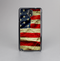 The Dark Wrinkled American Flag Skin-Sert Case for the Samsung Galaxy Note 3