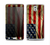 The Dark Wrinkled American Flag Skin for the Samsung Galaxy Note 3